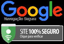 Selo Google de Navegação Segura